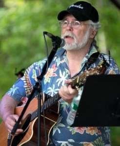 Barry Hayes – Classic & Folk Rock Musician at Craftsbury Farmers Market