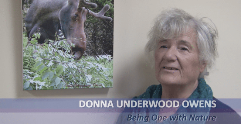 Vermont Animal Whisperer - Donna Underwood Owens