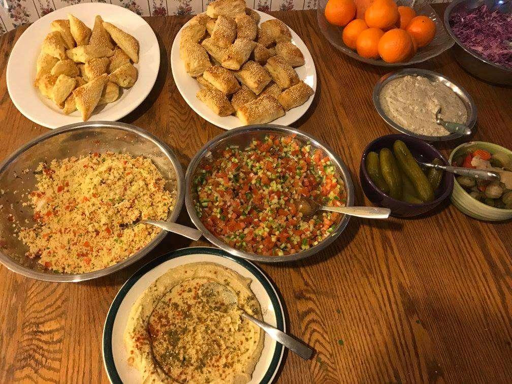 Chef Nadav- Mediterranean Cuisine - Craftsbury, VT
