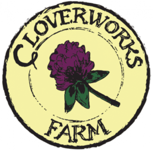 Cloverworks Farm - Albany, VT - Sheep fiber products & meat