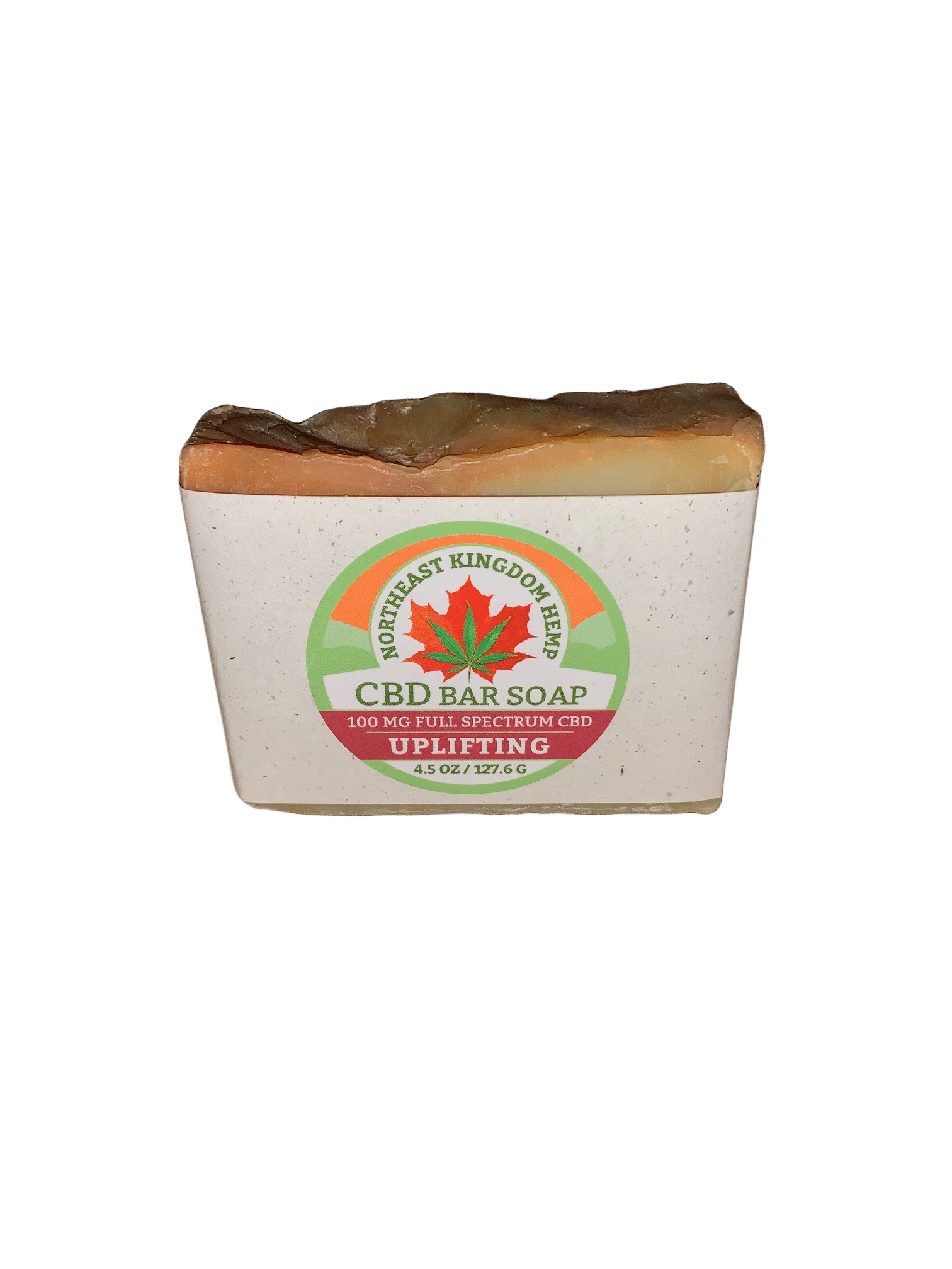 Northeast Kingdom Hemp - CBD bar soap - Barton, VT
