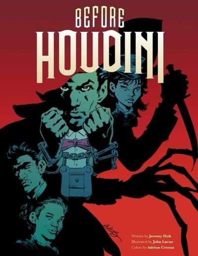 Before-Houdini-Jeremy-Holt-Vermont-author