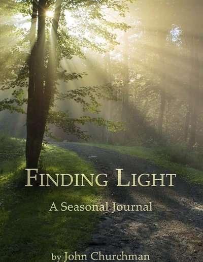 Finding-Light-Seasonal-Journal-John-Churchman-Vermont-author