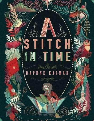 Stitch-Time-Dalphe-Kalmar-Vermont-author