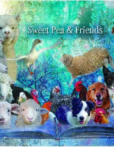 Sweet-Pea-Friends-John-Jennifer-Churchman-Vermont-authors