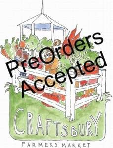 Preorders Accepted at A Very Good Co. - Craftsbury Farmers Market