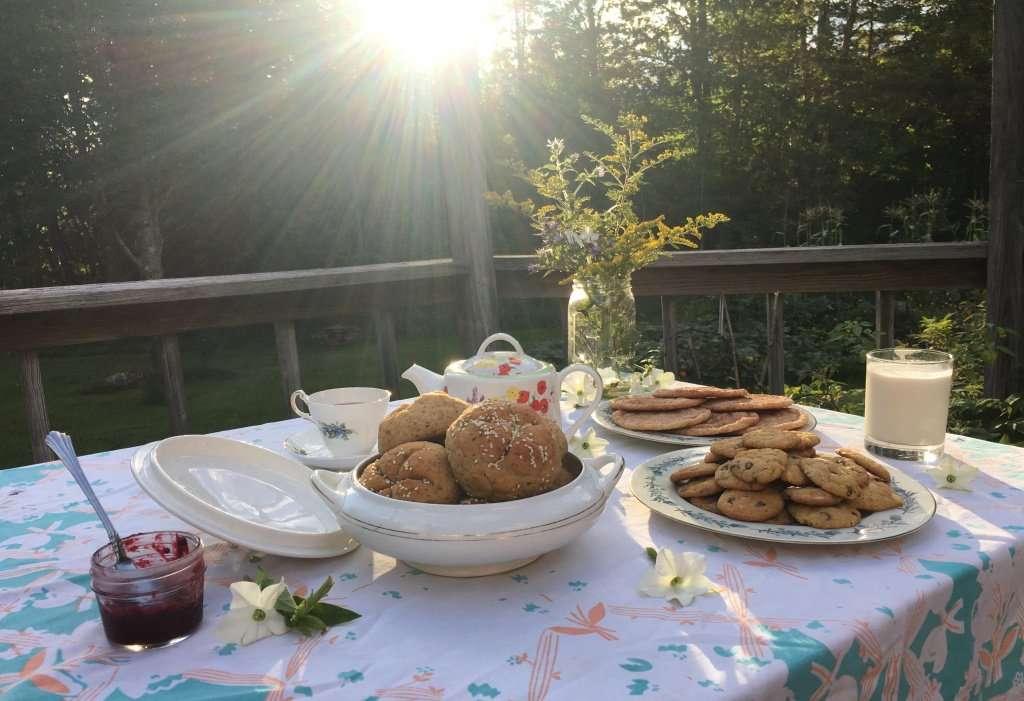 Picnic Spread - Almost Heaven Gluten Free Bakery - Greensboro, VT