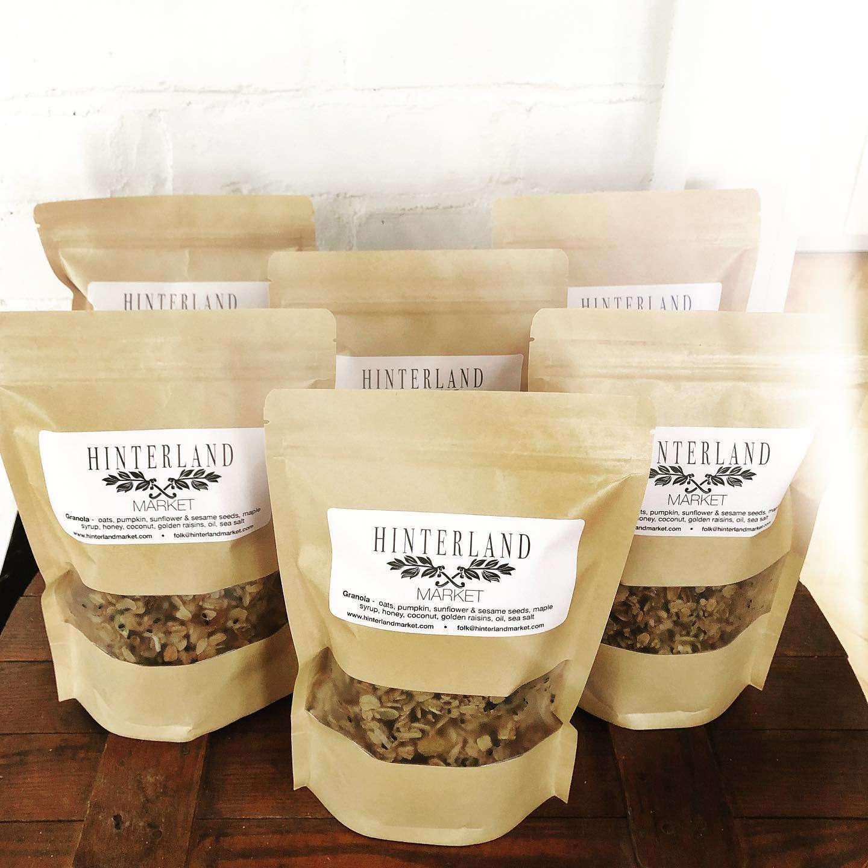 granola - Hinterland Market
