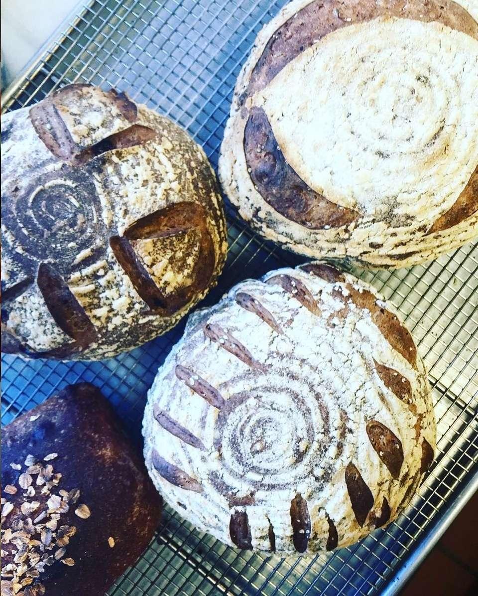 Flour Bottom Bread - Craftsbury, VT