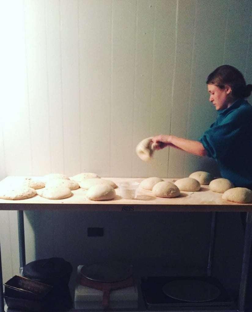 Flour Bottom Bread - Charlotte Greene - baker