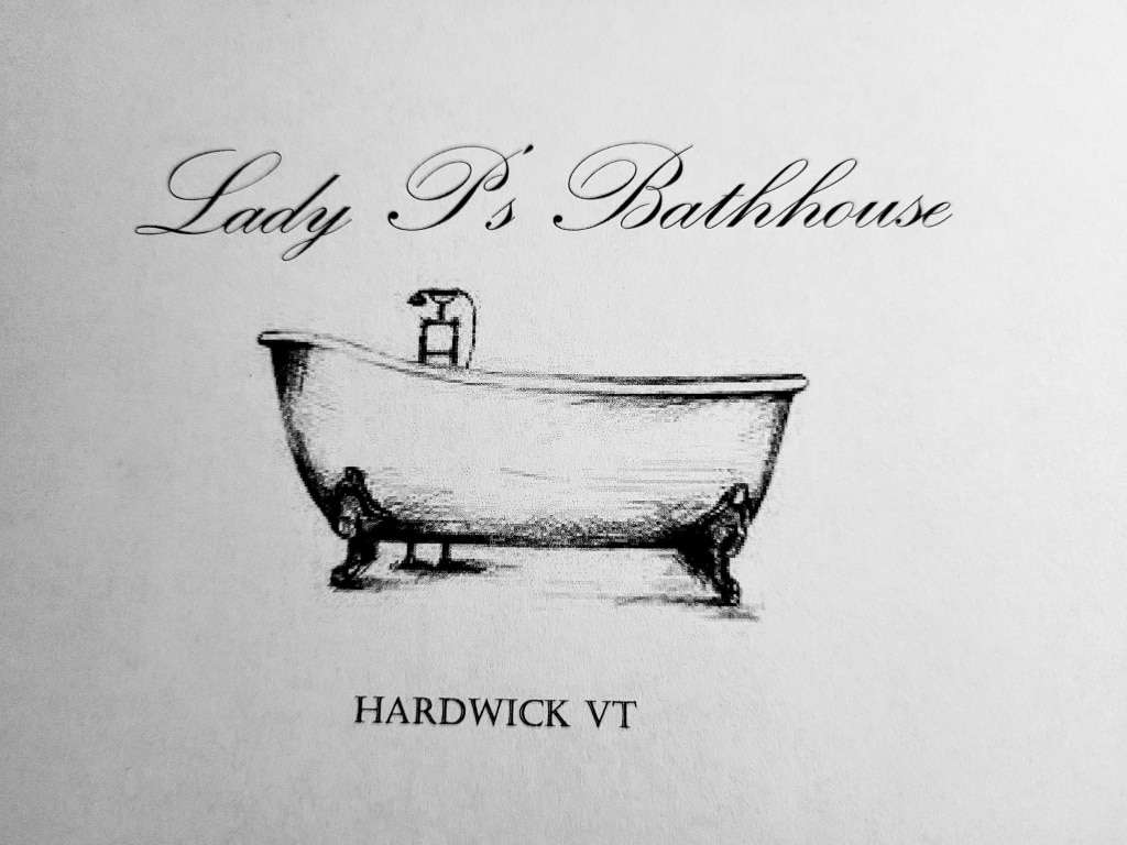 Lady P's Bathhouse logo