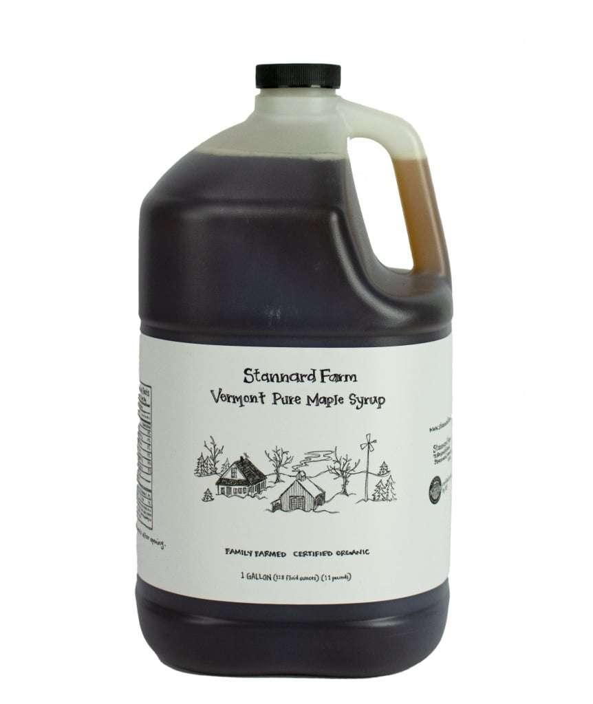 Stannard Farm Vermont Pure Maple Syrup - 1 gallon