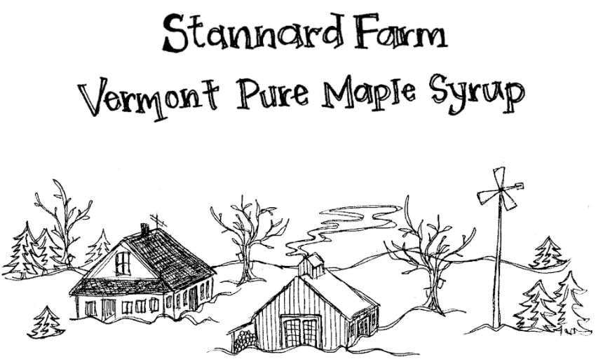 Maple Syrup - Stannard Farm logo