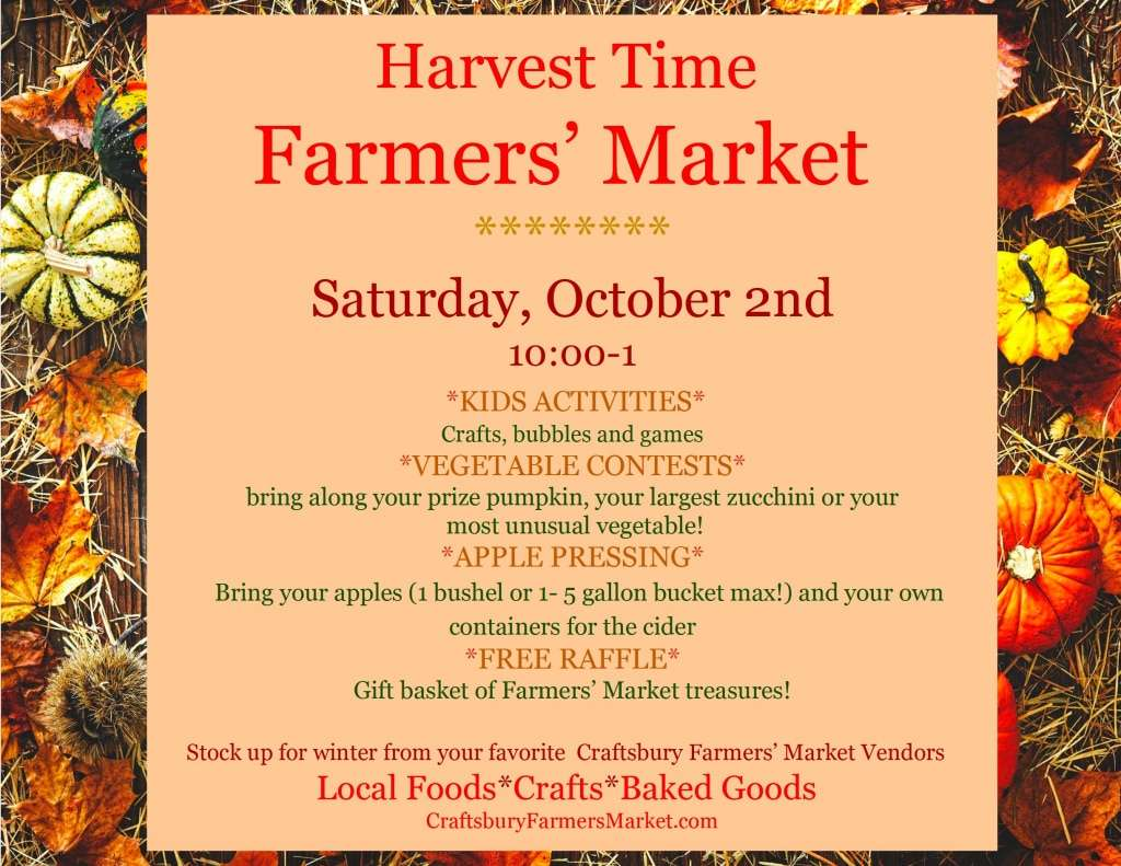 Harvest Time Farmers Market